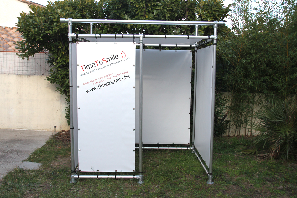 cube stand professionnel